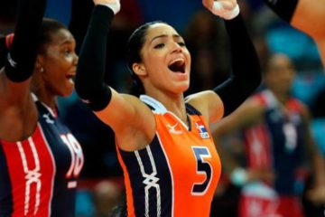 Brenda Castillo regresa con Las Reinas del Caribe ante Azerbaiyan en torneo Preolímpico