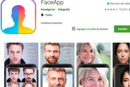 ¿Usas FaceApp? Así es como le entregaste tu privacidad a Rusia