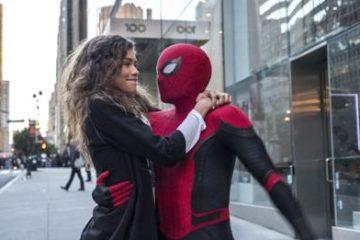 """""""Spider-Man"""" opaca estrenos y ocupa la cima de la taquilla"""