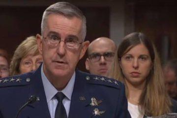 El Senado de EE.UU. sopesa nombramiento de general acusado de acoso