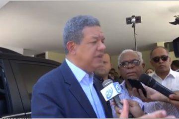 Leonel asegura PLD asistirá unificado a elecciones del 2020