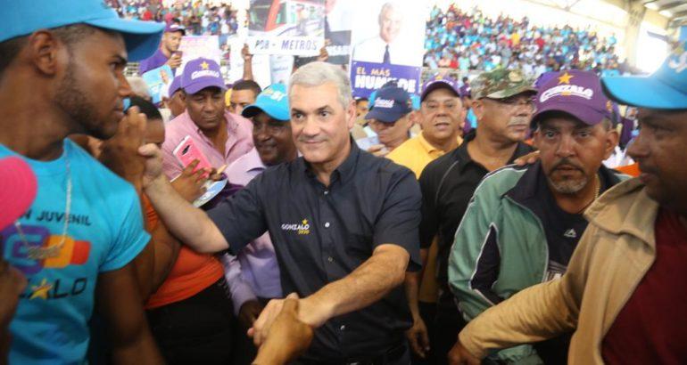 """Gonzalo Castillo: """"Yo encarnó la evolución de la política Dominicana"""""""