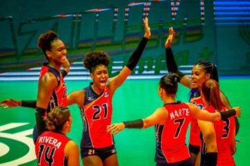 Las Reinas del Caribe vencen a Azerbaiyán en preolímpico de voleibol