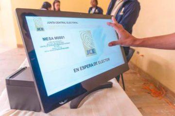 Junta Central Electoral celebra este sábado tercer simulacro de votación automatizada