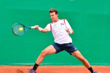 Hernandez y Cid, avanzan a cuartos de final en tenis de los Juegos Panamericanos