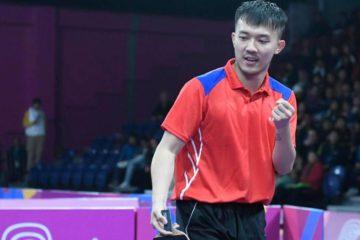 El dominicano Jiaji Wu avanza a la disputa por la medalla de oro en tenis de mesa