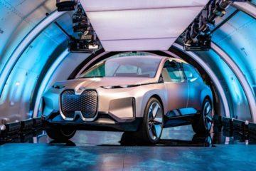 """BMW anuncia """"Vision iNext"""", auto donde se podrá tener sexo a alta velocidad"""