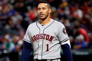 Carlos Correa no jugará más con Astros durante la temporada regular