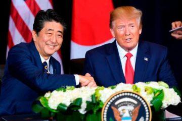 EEUU y Japón firman un nuevo acuerdo comercial de alcance limitado