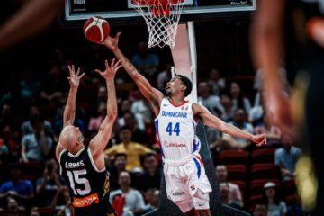 Dominicana debuta con triunfo