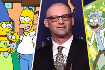 Muere el productor de Los Simpson y Rick y Morty