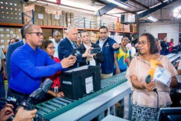 JCE comienza los trabajos de logística electoral para las primarias