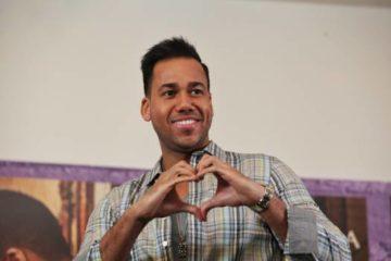 Romeo Santos anuncia conciertos gratuitos en 15 provincias