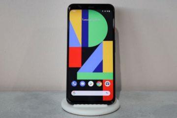 Pixel 4: cuáles son las novedades del nuevo celular de Google