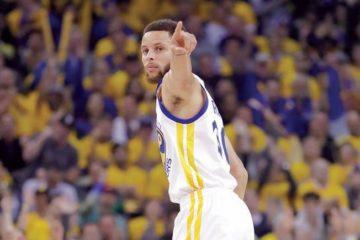 """Stephen Curry: """"Somos uno de los favoritos"""""""