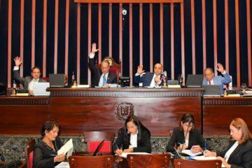 Senado envía a Comisión Bicameral Presupuesto 2020 para estudio y ponderación