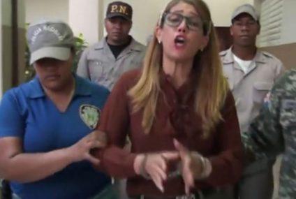 Apresan alcalde de Montecristi acusado de violencia de género; expareja continúa detenida