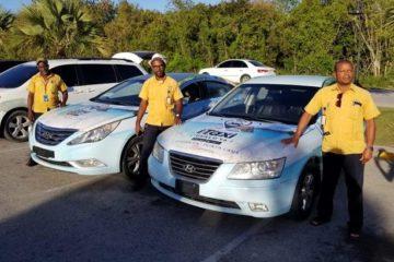 Comienza a operar nueva app para taxis en Punta Cana y otras zonas turísticas y en Santo Domingo