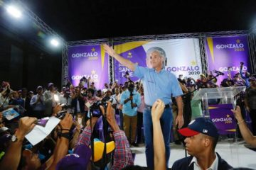 Gonzalo Castillo dice ofensas personales son de la vieja política