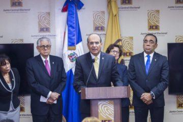 JCE contratará empresa de renombre internacional y experiencia electoral para auditar equipos