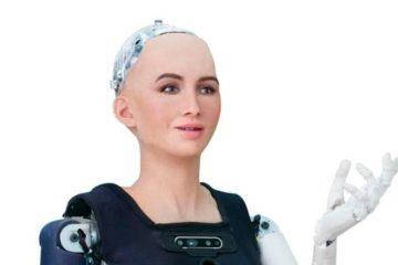 República Dominicana recibirá a Sophia, la robot humanoide