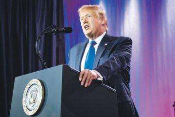 Trump retira soldados de EE.UU. del norte de Siria