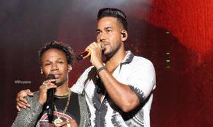 Romeo Santos sorprende con una «gran cosa» en Dajabón: Chicho, y este sábado va rumbo a Montecristi