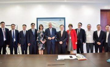 Presentan propuesta para apertura de nuevas rutas aéreas entre provincia china de Hunan y Rep. Dominicana