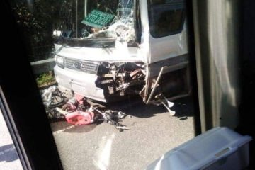 Sargento mayor de la PN y su esposa pierden la vida en accidente de tránsito en SJM