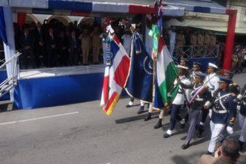 San Cristóbal celebra el Día de la Constitución