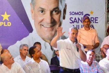 """Gonzalo Castillo: """"El mejor presidente no es aquel que habla más bonito, sino el que más bienestar genera para pueblo"""""""