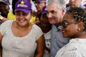 Gonzalo Castillo asegura que en su gobierno continuará fortaleciendo políticas de seguridad e igualdad de la mujer