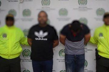 César Peralta no huyó de las cámaras y confirmó su identidad a la Policía