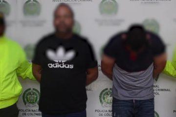 """Video: Así fue detenido César """"el Abusador"""" en Cartagena, Colombia"""