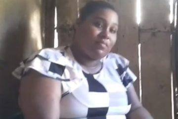 Madre de escasos recursos económicos pide ayuda para operación de hija