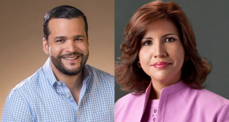 Margarita Cedeño manifiesta respaldo a Rafael Paz; lo anima a trillar el camino del éxito