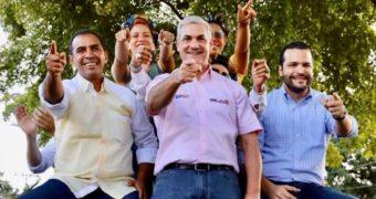 Domingo dice ganará alcaldía porque PLD sigue siendo el partido más grande