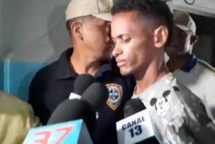 Dictan un año de prisión preventiva contra acusado de matar niña en Santiago