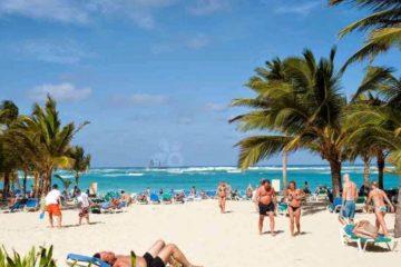 Llegada de turistas a República Dominicana bajó un 4.2% durante 2019