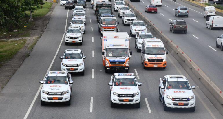 Obras Públicas refuerza autopistas y carreteras por Día de la Altagracia