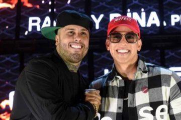 """Regresan """"Los Cangris"""", Nicky Jam y Daddy Yankee estrenan """"Muévelo"""""""