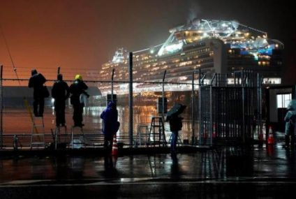 colombiano en el crucero Diamond Princess es diagnosticado con coronavirus