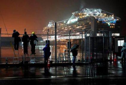 colombiano en el crucero Diamond Princess es diagnosticado con coronavirus