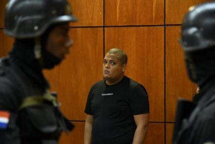 Presentan a hijo de Toño Leña ante Corte Federal de Miami, tras ser extraditado a EEUU