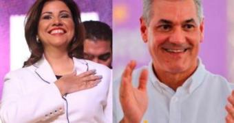 Gonzalo Castillo escoge a Margarita Cedeño como candidata vicepresidencial