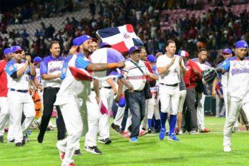 RD triunfan y avanzan al juego final