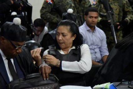 Suprema Corte de Justicia conoce hoy casación a sentencia de Marlin Martínez