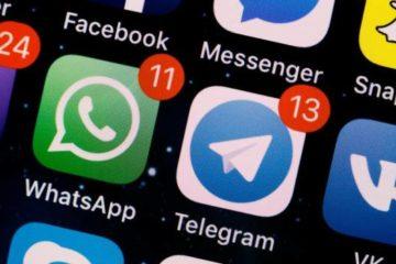 El CEO de Telegram advirtió nuevas fallas en la seguridad de Whatsapp