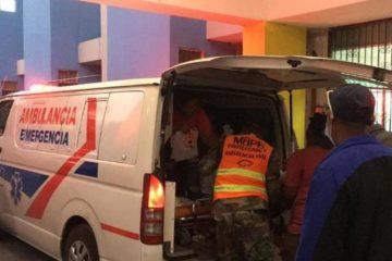 Tres niños resultan heridos de bala en Barahona