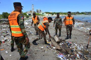Obras Públicas interviene de urgencia Puerto Plata